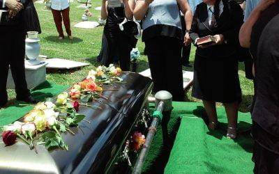 Погребение в София